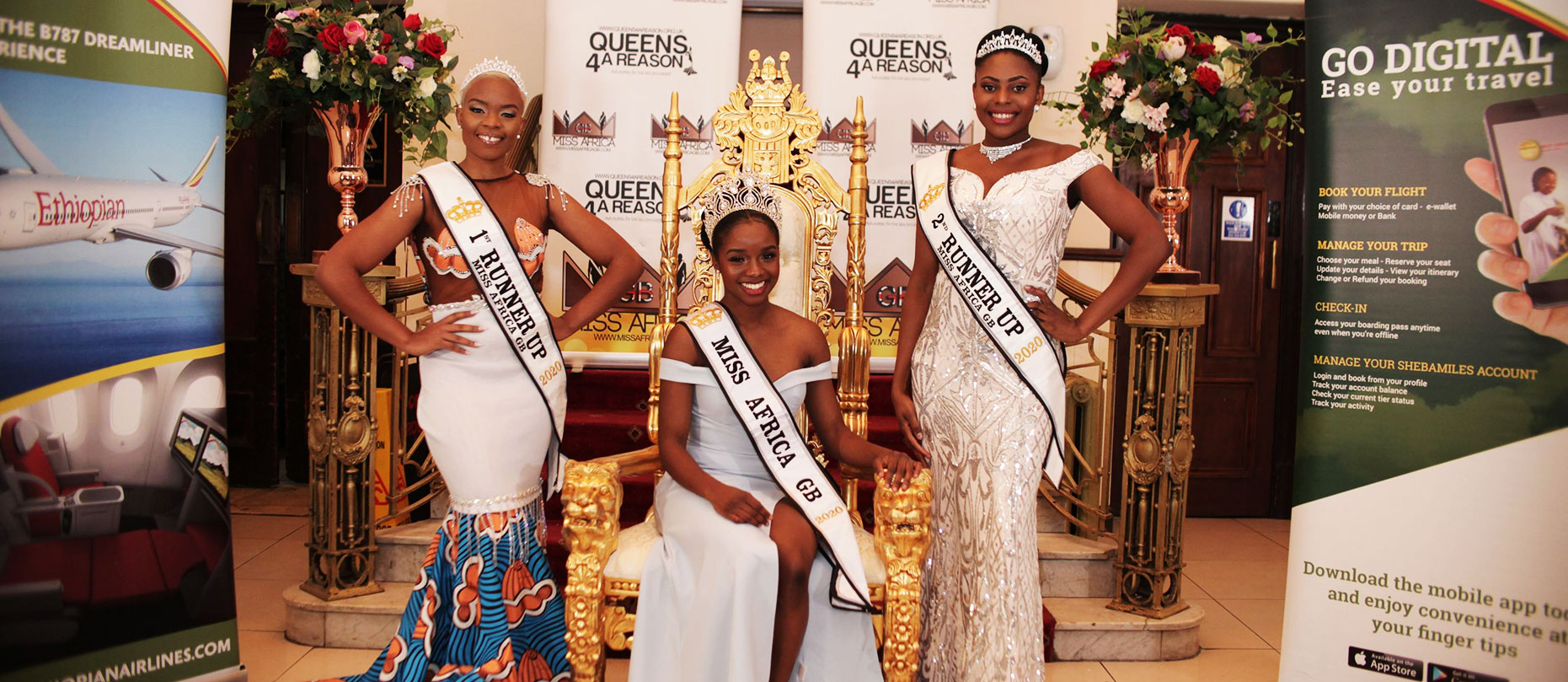 CHINYANTA KABASO IS MISS AFRICA GB 2020