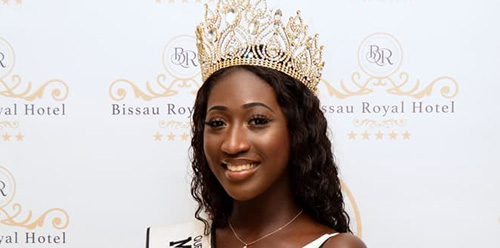 MISS AFRICA GB LEILA TO COMPETE IN MISS WORLD 2019