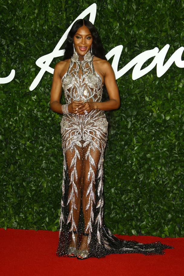 fashion awards naomi