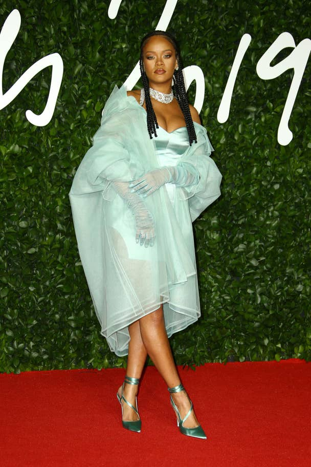 fashion awards rihanna