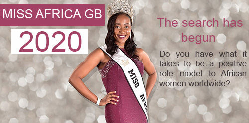 The search for Miss Africa 2020 has begun.  Apply Now!!!