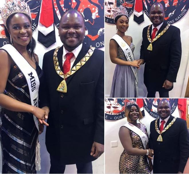 miss africa gb mayor of brent